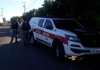 Em Catolé do Rocha, Polícia Militar localiza acusadas de arrombar mercadinho e recupera material furtado