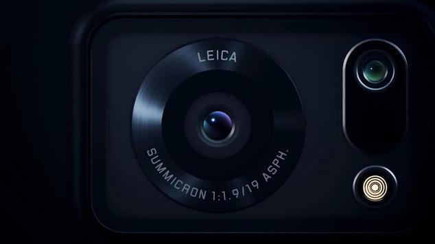 كاميرا هاتف شارب الجديدة 2021