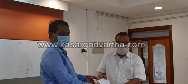 Kasaragod, News, Kerala, Pension, gold, Fund, Minister, Gold medal and Pension fund to CMDRF