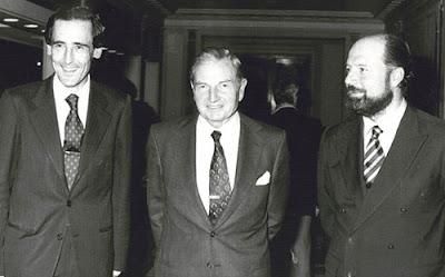 C. Ferrer, D. Rockefeller, JAS.