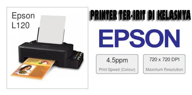 spesifikasi printer epson l120