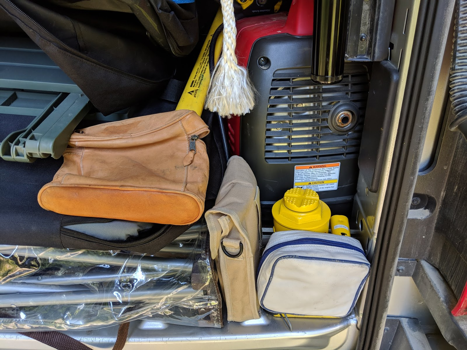 Building Annie: a campervan conversion - Page 38 - Ford