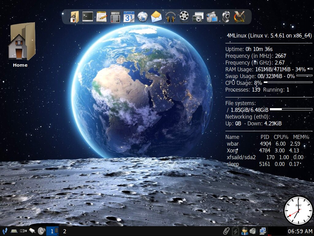 4MLinux 34.0 STABLE released.