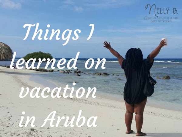 Things I learned on vacation in Aruba