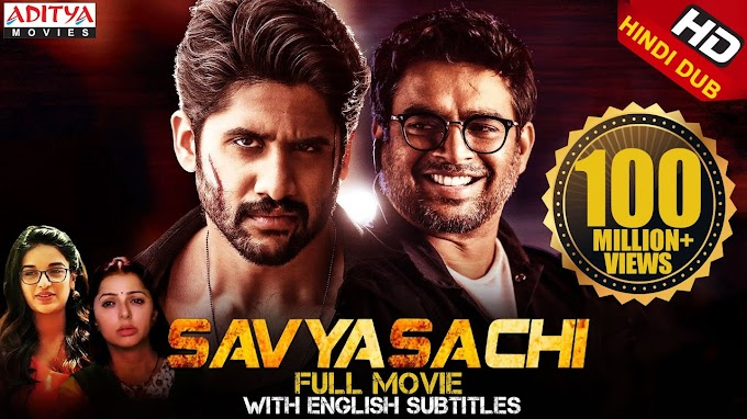 Download Savyasachi 2018 Hindi Dubbed Full Movie Latest South Movies By(SouthInaidn)