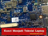 Kunci Untuk Menjadi Teknisi Laptop