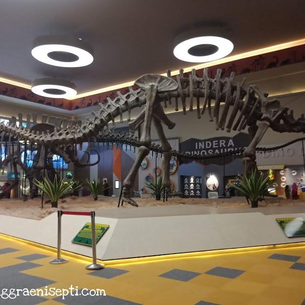 Merindukan Para Dinosaurus di Dino Park, Jatim Park 3