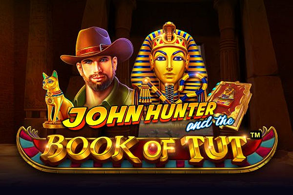 Main Gratis Slot Demo John Hunter and the Book of Tut (Pragmatic Play)