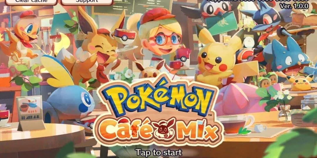 Pokémon Café  متاح الآن لأجهزة Android. قم بتثبيت لهذه اللعبة على هاتفك وجربها الآن!