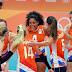 DEU HOLANDA! Holanda vence sem grandes dificuldades a seleção de Porto Rico.