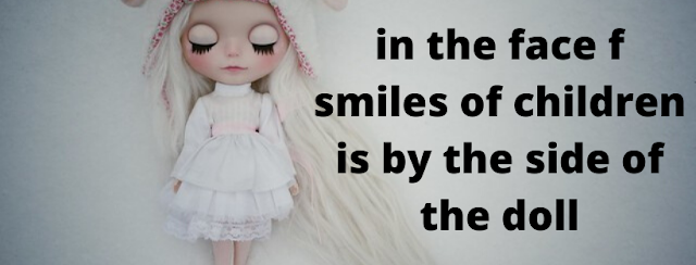 Top best & unique doll status & quotes in english for whatsapp & fb