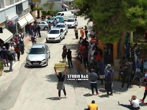 Γ. Γεωργόπουλος: Απαράδεκτη η στάση της Ελληνικής Αστυνομίας που δεν εφάρμοσε το Νόμο και δεν προστάτεψε τη δημόσια υγεία