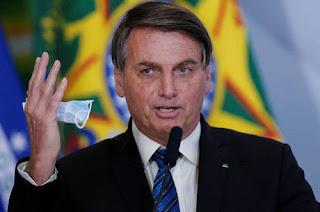 'Acabei com a Lava Jato porque não tem corrupção no governo', diz Bolsonaro