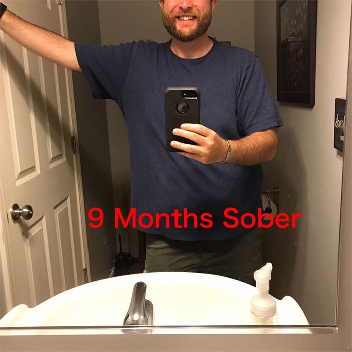 Man Stops Drinking Alcohol, Narrates How Much Sobriety Changed Him In 3 Years