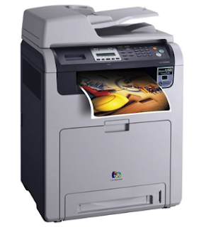 Samsung CLX-6200ND Printer Driver for Windows