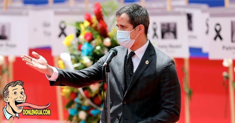 Juan Guaidó pide al pueblo no rendirse y mantenerse en pie de lucha