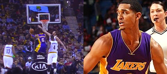 Jordan Clarkson's Game Highlights vs Cavaliers (VIDEO) 20 pts!