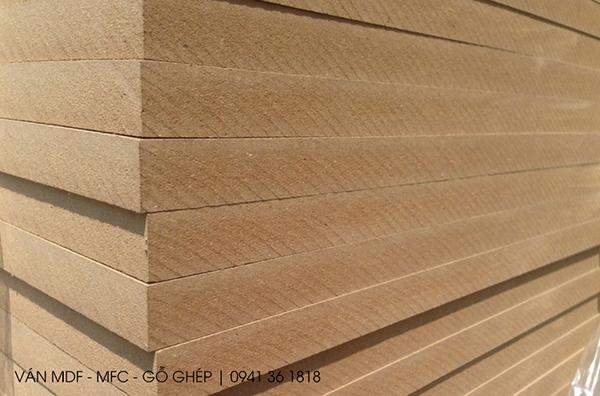 Bạn đã biết về ván sợi mdf medium density fiberboard?