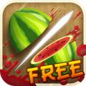 Fruit Ninja IPhone Game Fruits Slashing By Fingers 1