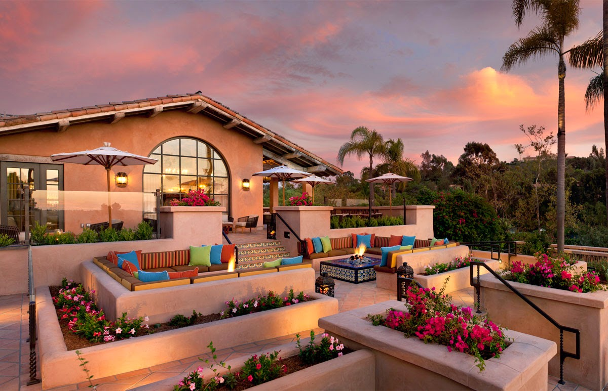 Southern California Luxury Resorts: SanDiegoVille: Rancho Valencia Hosts Napa Vintner Series