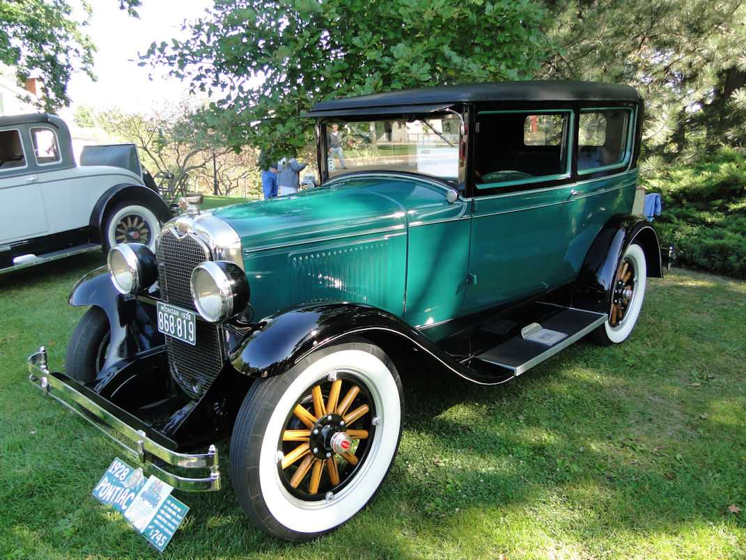Passion for the Past: Spending Time in the early 1900s: The Old Car ...