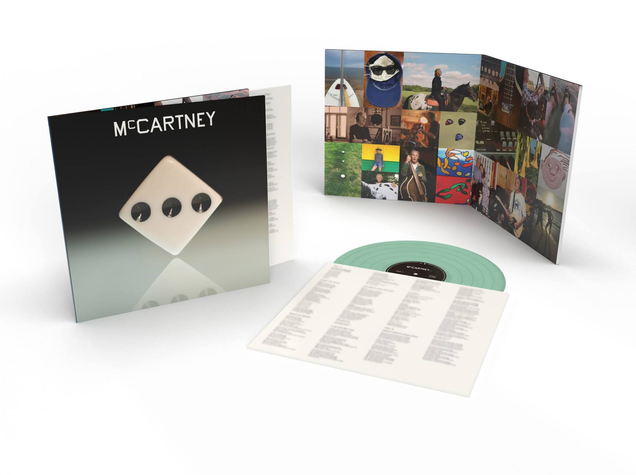 "Paul McCartney / Calico Skies Radio: LAS DISTINTAS EDICIONES DE ""McCARTNEY III"""