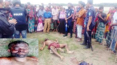 কালুখালীর চরমপন্থী ফিরোজ বাহিনীর কমান্ডারকে পিটিয়ে হত্যা
