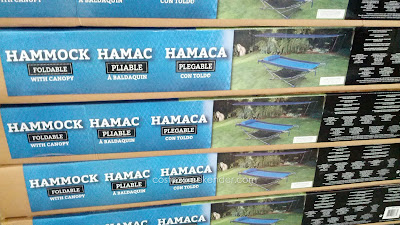 Tofasco Hammock With Canopy Costco Weekender