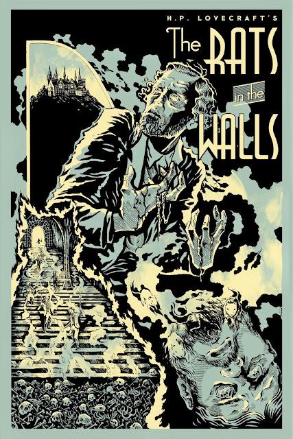 H. P. Lovecraft y el terror de los murmullos