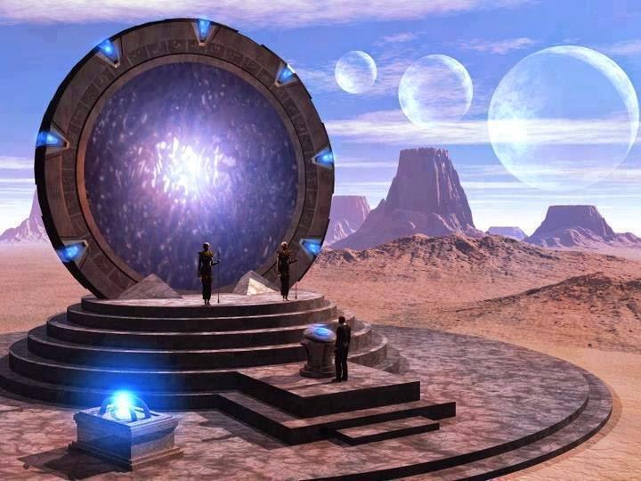 Resultado de imagen de Una puerta estelar