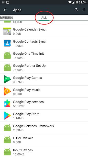 adalah aplikasi bawaan pabrik atau aplikasi sistem namun jarang sekali digunakan oleh pen 3 Cara Menghapus Aplikasi Bawaan / Bloatware di Android