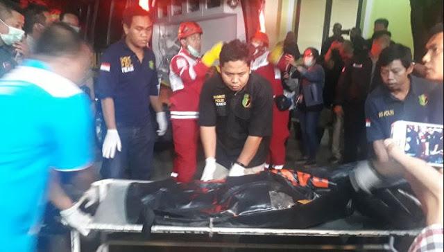 Rumah Sakit Polri Sukanto Terima 48 Kantong Jenazah Korban Jatuhnya Lion Air JT610