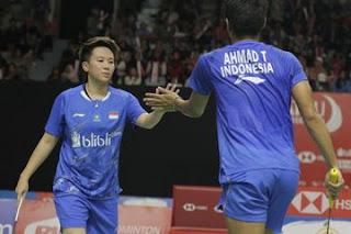 Indonesia Masters 2019: Tontowi/Liliyana Sukses ke Final