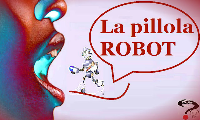pillola robot