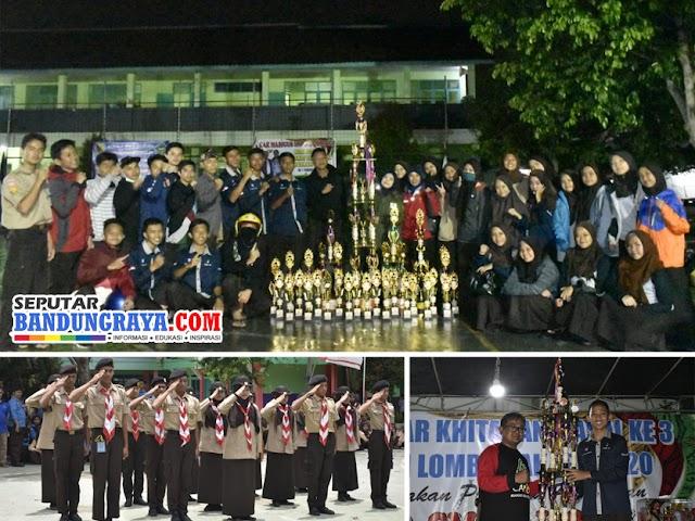 SMAN 1 Banjaran Sabet  Raih Ragam Juara di Lomba Pramuka CAKAP 1