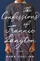 The Confessions of Frannie Langton by Sara Collins book cover and review
