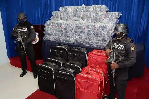 Avión con 450 Kg de drogas en Dominicana es de Vielma Mora