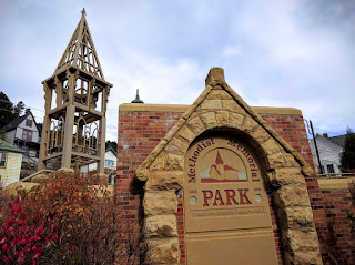 Methodist Memorial Park, Deadwood, South Dakota