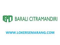 Loker Semarang di Perusahaan Mebel PT Barali Citramandiri