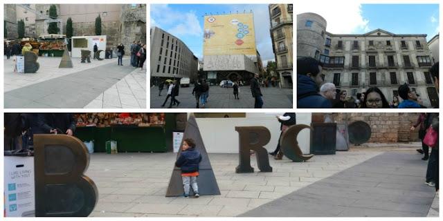 Free Walking Tour em Barcelona - Plaça Nova