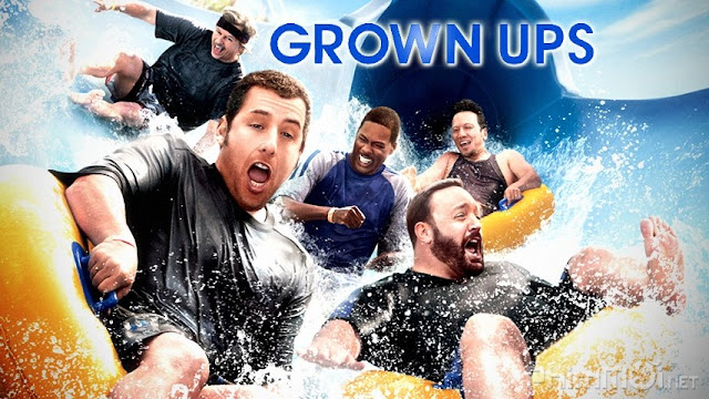 Những Đứa Trẻ To Xác - Grown Ups  (2010)