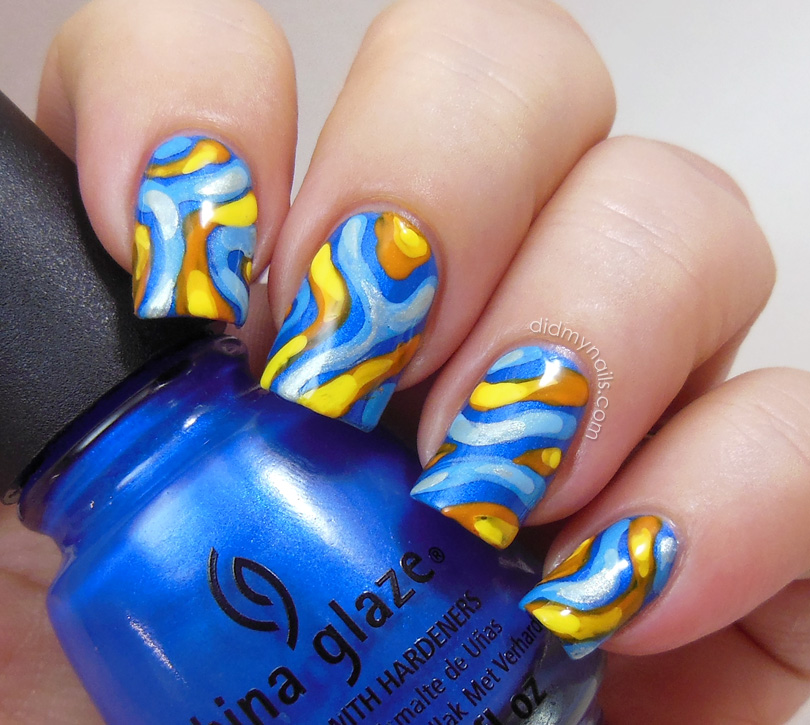 Did My Nails: Twinsie Tuesday: Themes Revisited