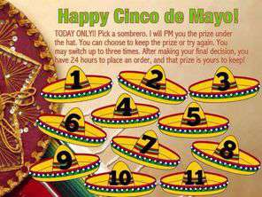 Cinco de Mayo Wishes Images