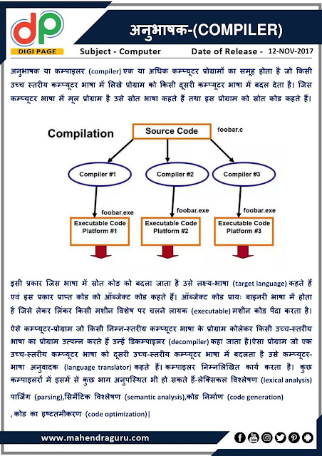 DP | IBPS SO Special : Compiler | 12 - 11 - 17