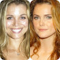 Bridie Carter looks like Keri Russell look alike Splendid Sunflower Beauty within Sun Petals thee Flower a Heart Bloom