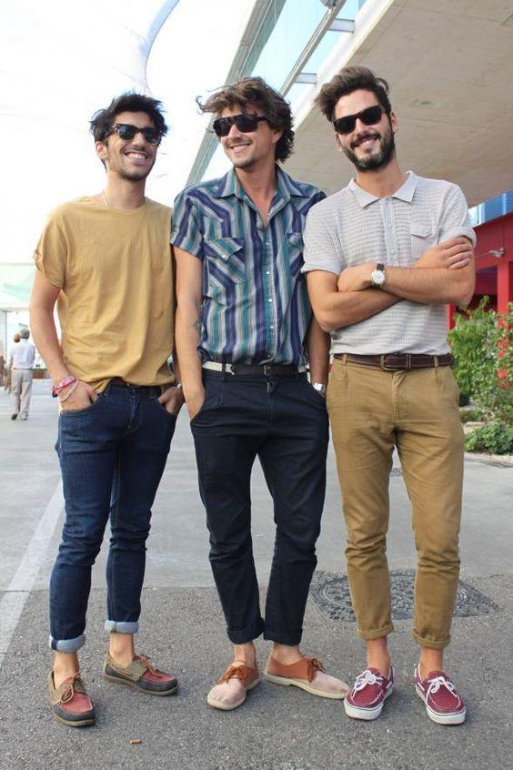 Look Masculino com Camisa Polo com Calça Jeans