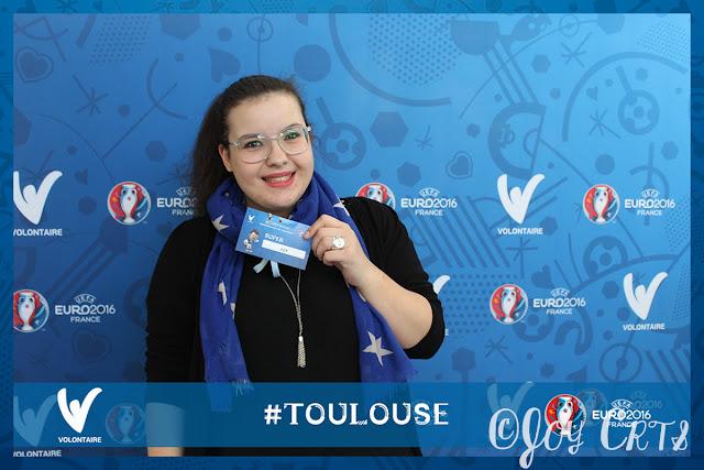 Portrait de volontaire, EURO 2016