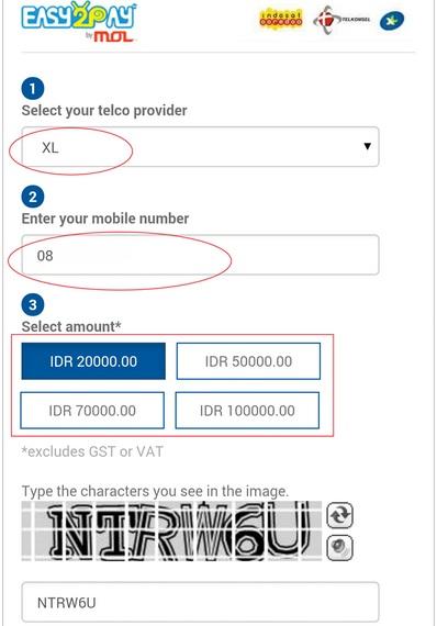 Cara Beli Diamond Bigo Live Dengan Pulsa Indosat Telkomsel Xl
