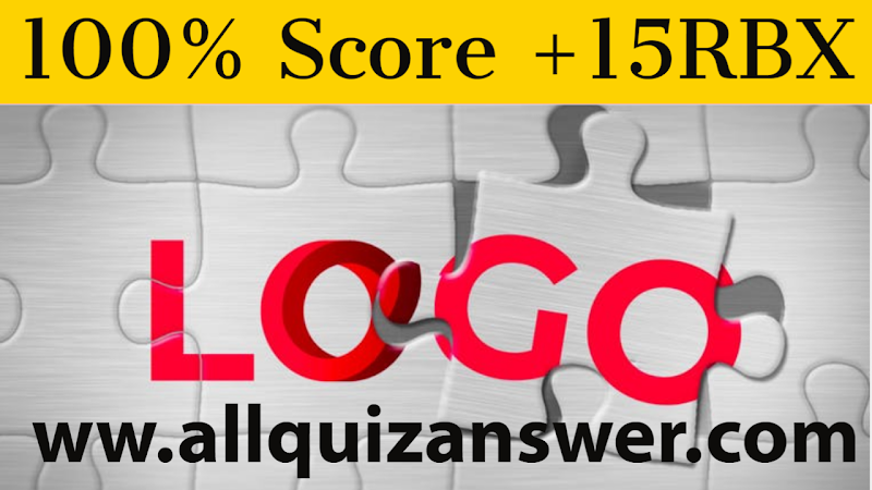 complete the logo quiz answers 100% score video-facts quiz