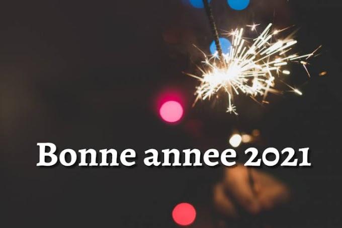 Messages bonne année 2021 inspirants